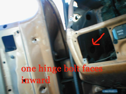 It could be out of adjustment. There are ways to adjust it...the two bolts for each hinge on the door itself....loosen the bottom two bolts ... & door adjustment?